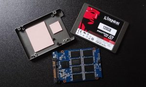 Kingston SSD meghajtró